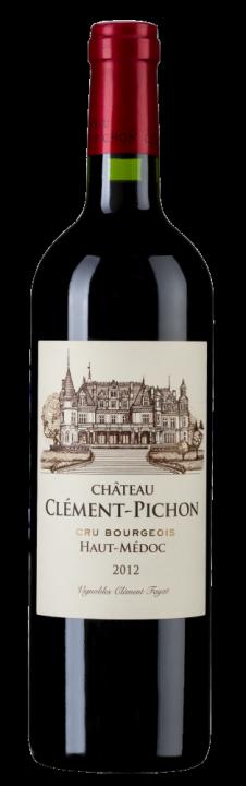 Chateau Clement-Pichon, 0.75 л., 2012 г.
