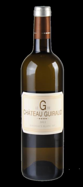 Le G de Chateau Guiraud, 0.75 л., 2016 г.