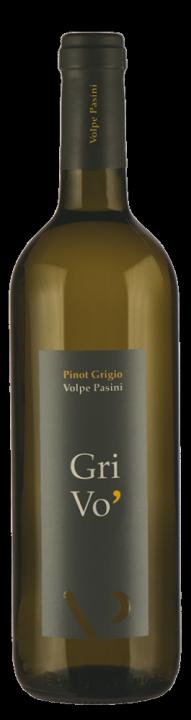 Grivo Volpe Pasini, 0.75 л., 2017 г.