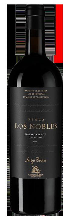 Malbec Verdot Finca Los Nobles, 0.75 л., 2013 г.