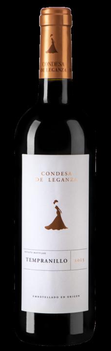 Condesa de Leganza Tempranillo, 0.75 л., 2015 г.