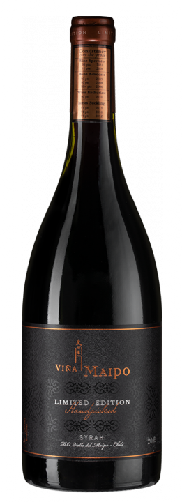 Syrah Limited Edition Vina Maipo, 0.75 л., 2013 г.