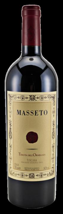 Masseto, 0.75 л., 2014 г.