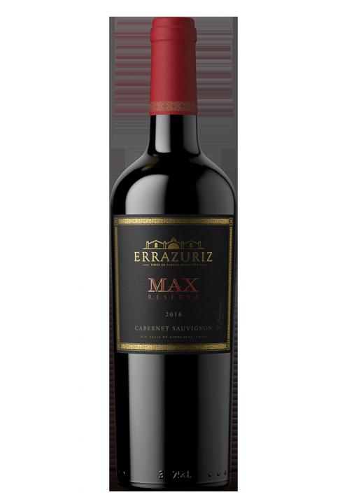 Max Reserva Cabernet Sauvignon, 1.5 л., 2016 г.