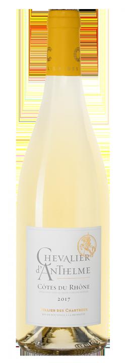 Chevalier d'Anthelme Blanc, 0.75 л., 2018 г.
