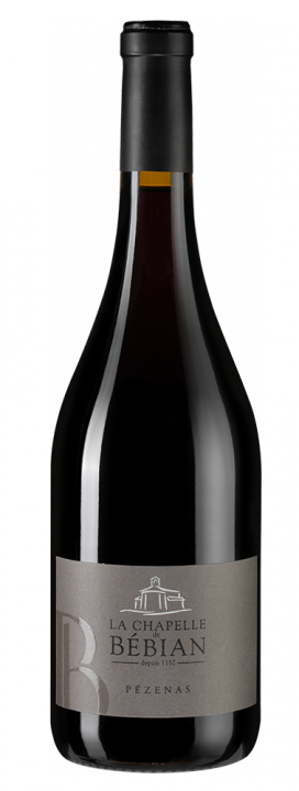 La Chapelle de Bebian Rouge, 0.75 л., 2015 г.