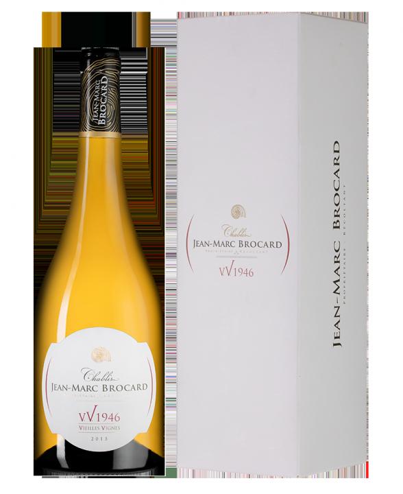 Chablis Veilles Vignes 1946, 0.75 л., 2015 г.