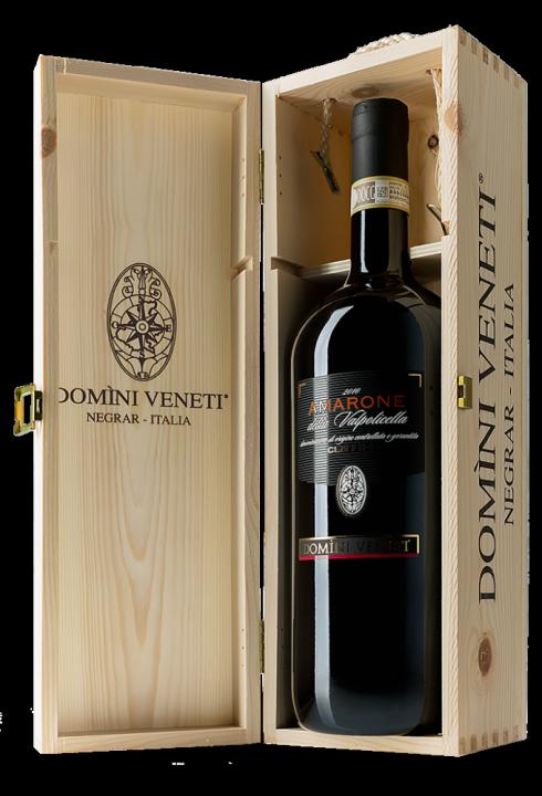 Domini Veneti Amarone della Valpolicella Classico (wooden giftbox), 3 л., 2015 г.