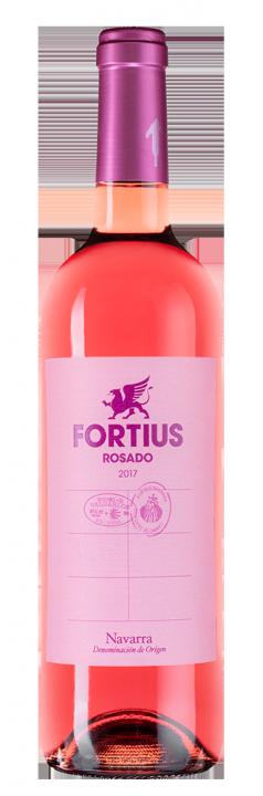 Fortius Rosado (Navarra), 0.75 л., 2017 г.