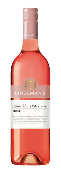 Lindeman's Bin 35 Rose, 0.75 л., 2017 г.