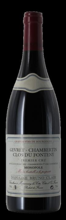 Gevrey-Chambertin Clos du Fonteny 1er Cru, 0.75 л., 2014 г.
