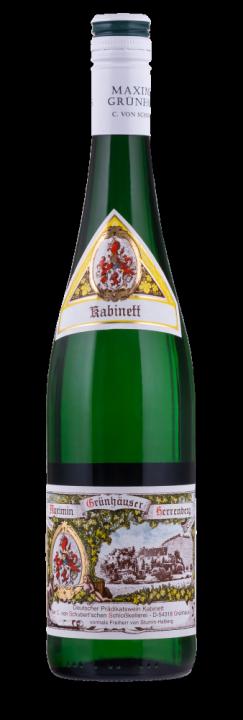 Riesling Herrenberg Kabinett, 0.75 л., 2017 г.