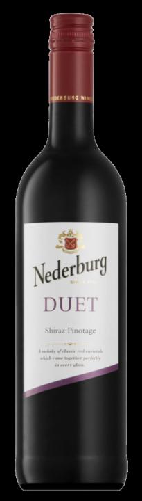 Nederburg Duet (Western Cape), 0.75 л., 2017 г.