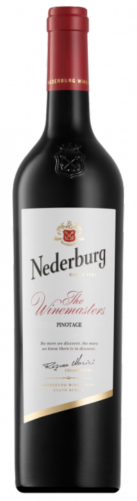 Nederburg Pinotage Winemasters, 0.75 л., 2017 г.