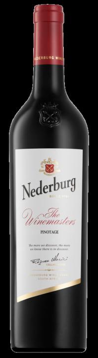 Nederburg Pinotage Winemasters, 0.75 л., 2017 г.