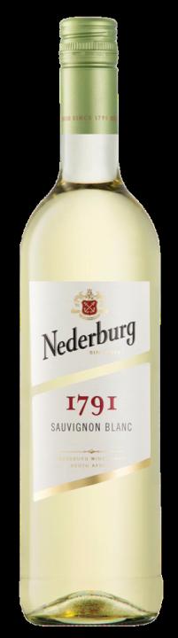 Nederburg 1791 Sauvignon Blanc, 0.75 л., 2018 г.