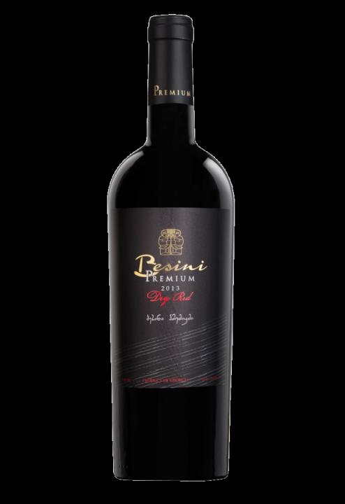 Besini Premium Red, 0.75 л., 2016 г.