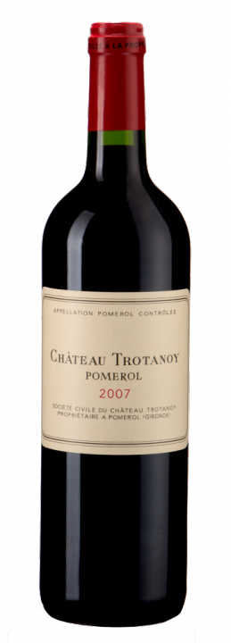 Chateau Trotanoy, 0.75 л., 2007 г.