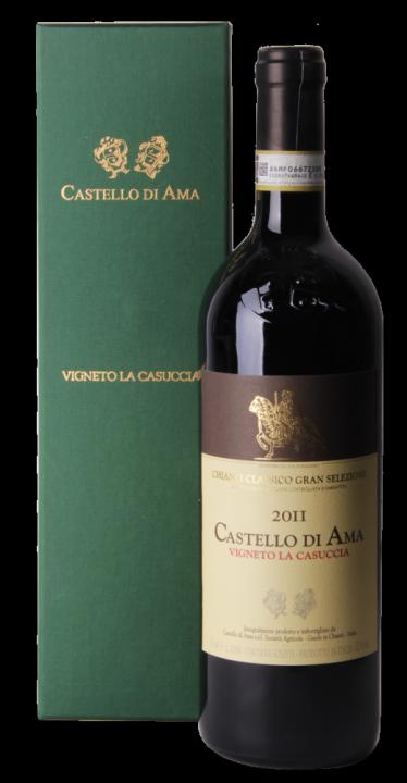 Chianti Classico Gran Selezione Vigneto La Casuccia, 0.75 л., 2006 г.
