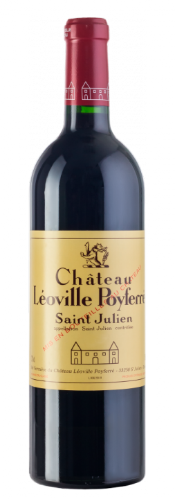 Chateau Leoville Poyferre, 0.75 л., 2007 г.