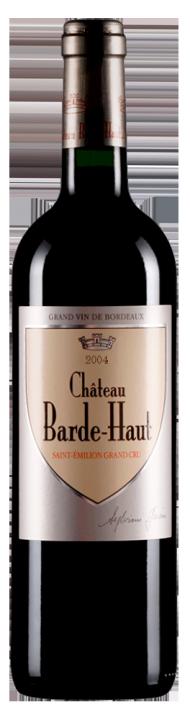 Chateau Barde-Haut, 0.75 л., 2004 г.