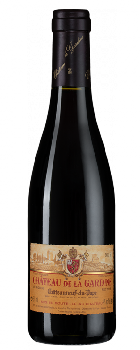 "Chateauneuf-du-Pape ""Cuvee Tradition"", 0.375 л., 2015 г."
