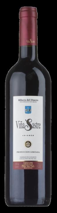 Vina Sastre Crianza, 0.75 л., 2014 г.