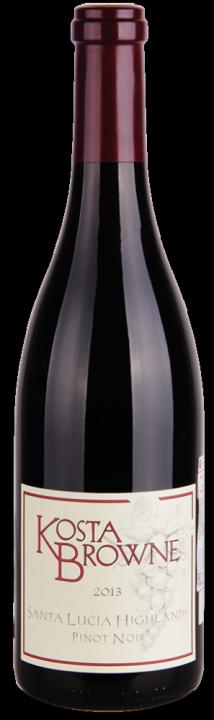 Santa Lucia Highlands Pinot Noir, 0.75 л., 2013 г.