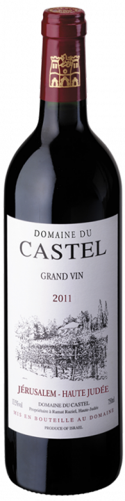 Castel Grand Vin, 0.75 л., 2012 г.