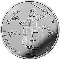 Масленица 1,5 евро Литва 2019