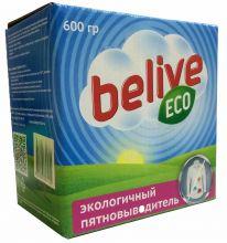 Экологичный пятновыводитель «Belive», 600 гр
