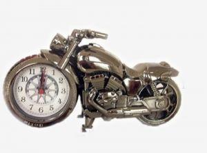 Настольные часы-будильник Мотоцикл