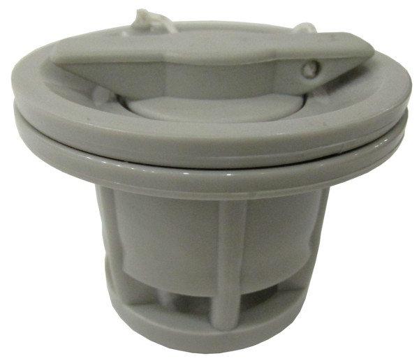 Клапан Yukona воздушный в сборе серый