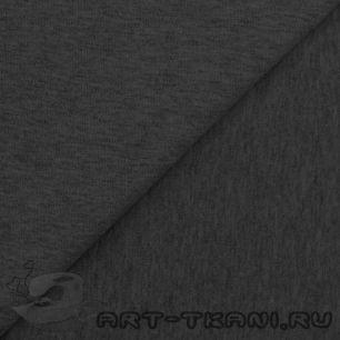 Лоскут трикотажной ткани Темно-серый