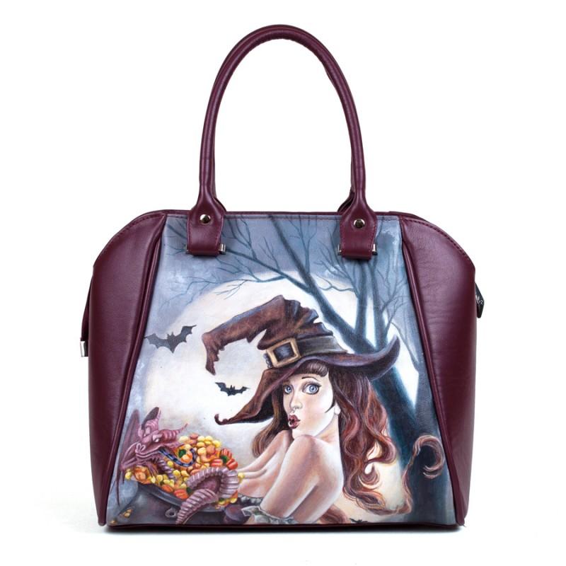 Средняя сумка Ведьмочка >Артикул: AA230011