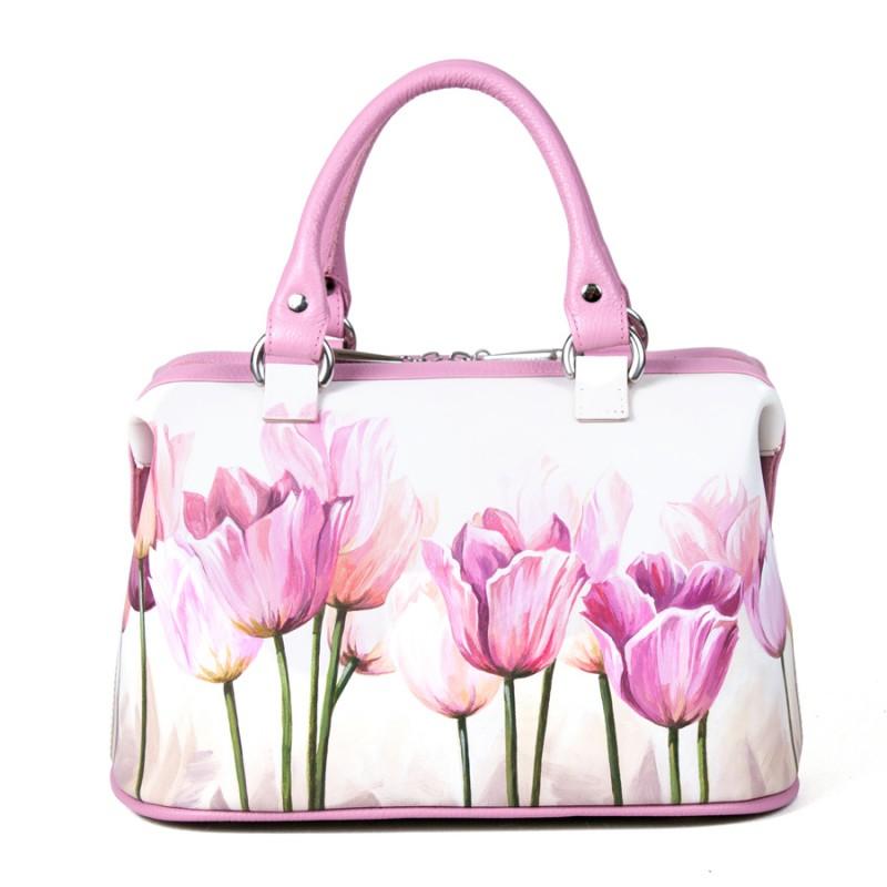Саквояж Тюльпаны >Артикул: AB010401