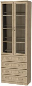 Шкаф для книг (модуль 204)