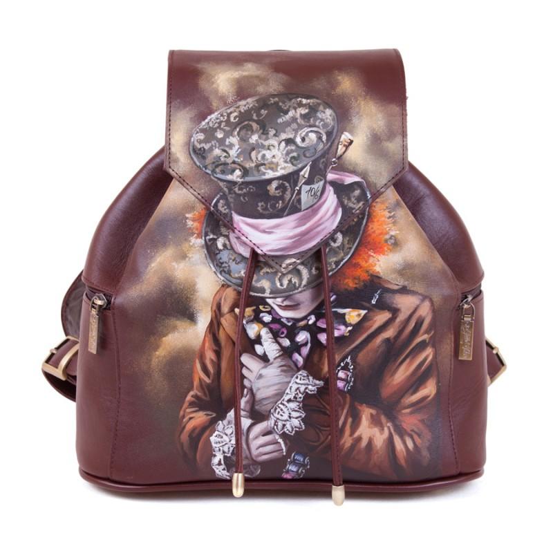 Женский рюкзак Шляпник >Артикул: AF020221