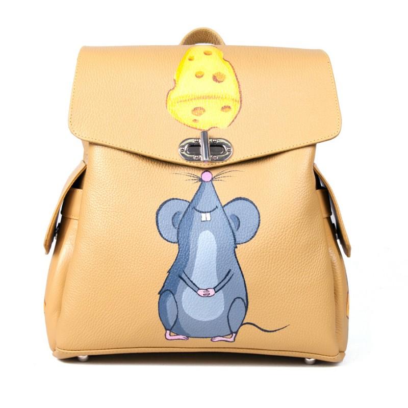 Женский рюкзак Сыр и мышь >Артикул: AF040011