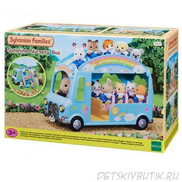 Набор «Автобус для малышей», Sylvanian Families