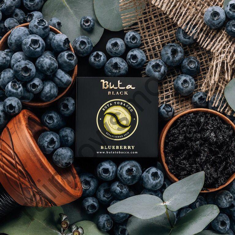 Buta Black 100 гр - Blueberry (Черника)