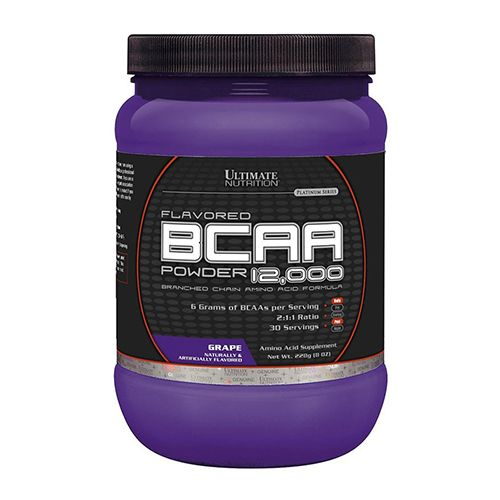 Ultimate Nutrition - Flavored BCAA Powder 12000 228g