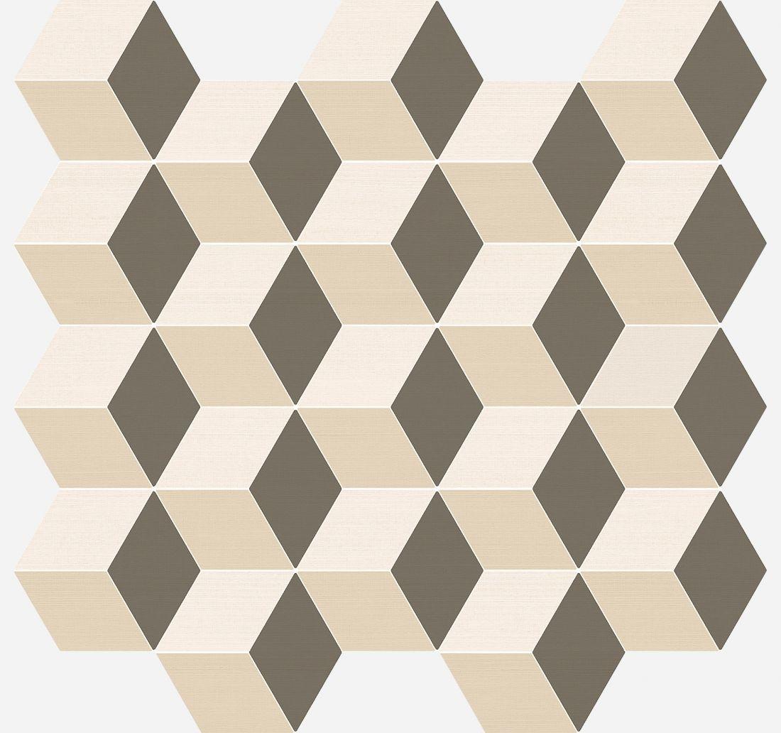 Элемент Мозаика Куб Ворм 30,5х33