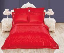 Комплект постельного белья   Модал-мережка  Канна евро Арт.1343-3