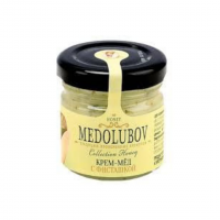 Крем-мёд Medolubov с фисташкой 40мл