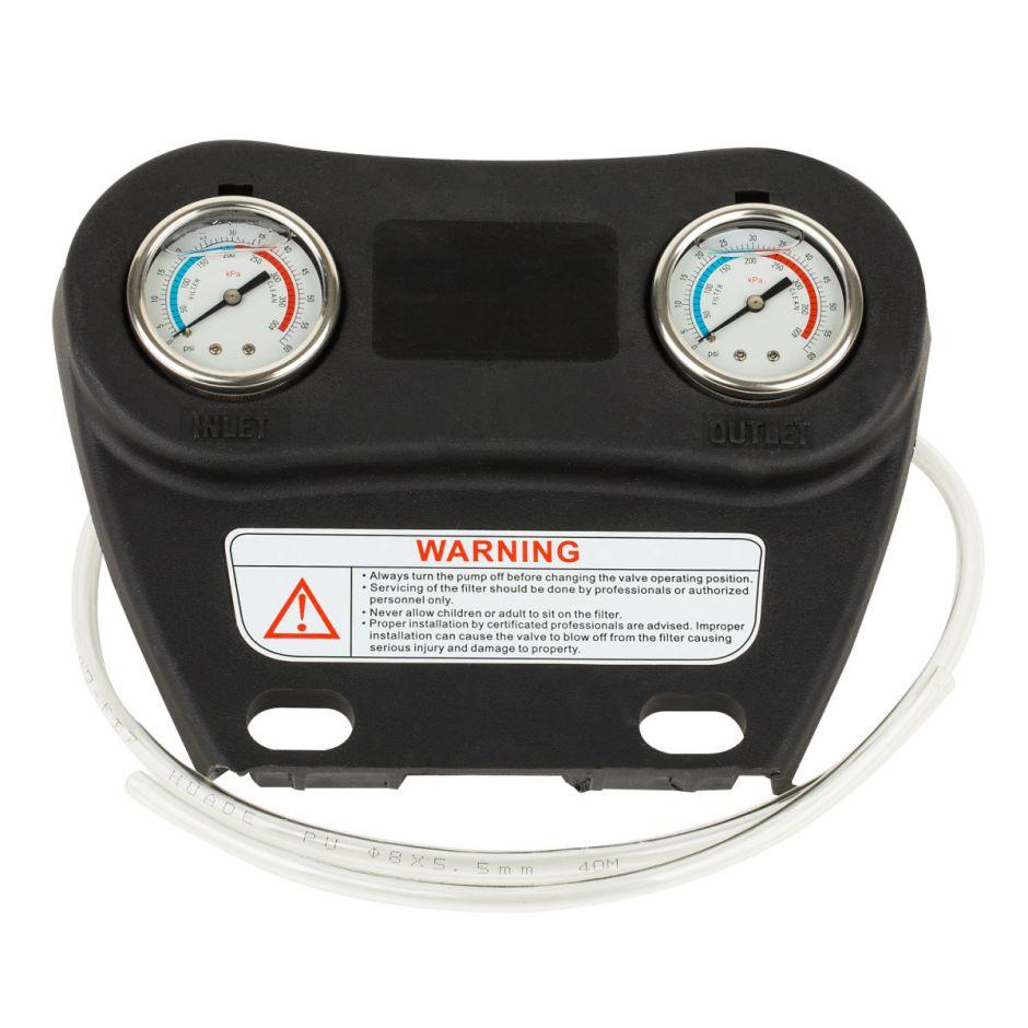 Манометр сдвоенный для фильтров L 1800-2500 Aquaviva 89012802