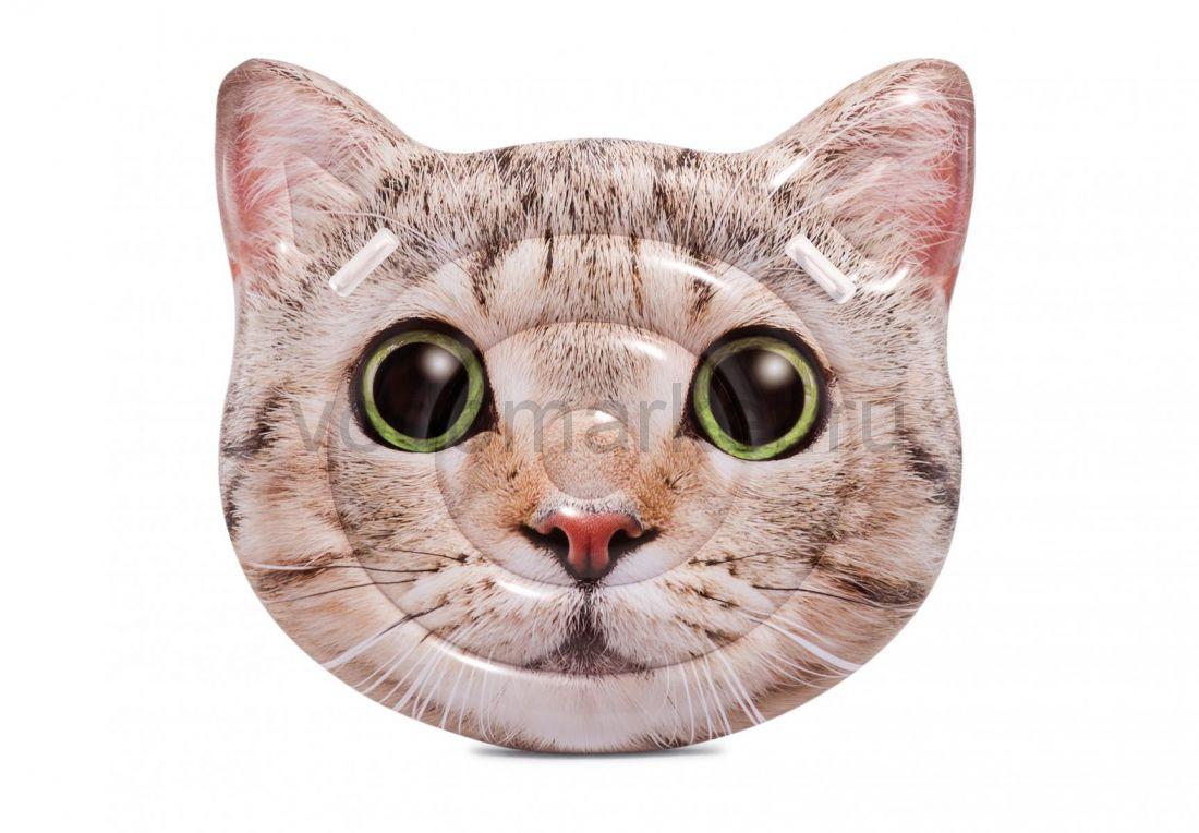 Надувной матрас-плот Котик Intex (58784)
